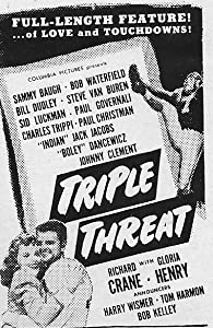 Web movie downloads Triple Threat USA [XviD]