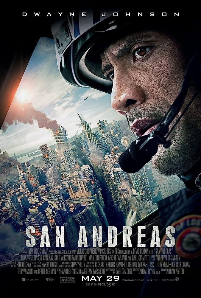 სან ანდრეასი / SAN ANDREAS