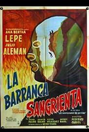 La barranca sangrienta Poster