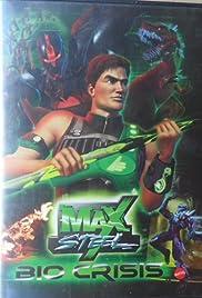 Max Steel: Bio Crisis Poster