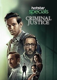 Criminal Justice (2019– )