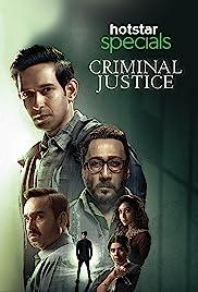 Criminal Justice Poster