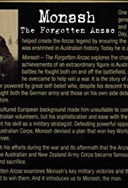 Monash: The Forgotten Anzac Poster