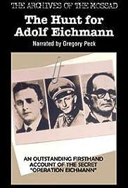 The Hunt for Adolf Eichmann Poster