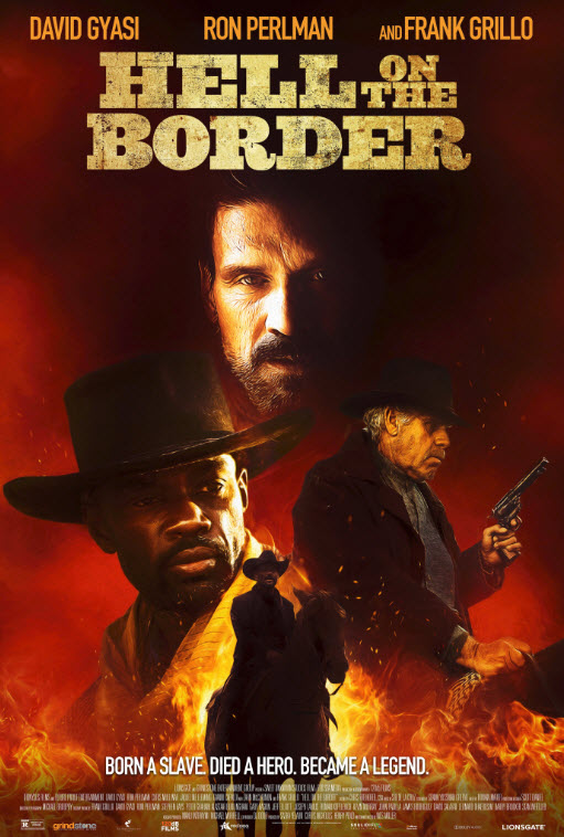 Hell On The Border 2019 English 351MB WEBRip ESub Download