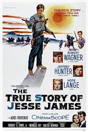 Where to stream The True Story of Jesse James