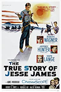 Downloadable movie for psp for free The True Story of Jesse James by Nicholas Ray [mkv]