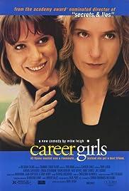 Career Girls Poster