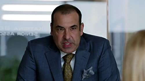 Suits: One-Two-Three Go