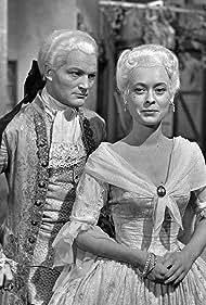 Ulla Lock and John Wittig in Henrik og Pernille (1957)
