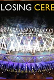 London 2012 Olympic Closing Ceremony: A Symphony of British Music Poster