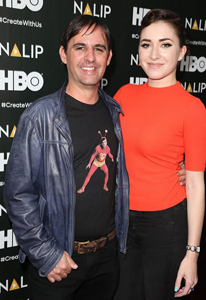 Hawaii Five  Sunset On The Beach Roberto Orci And Adele Heather Taylor Red Carpet Arrivals The Nalip Latino Media Awards At The