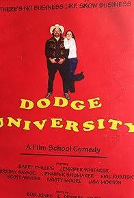 Primary photo for Dodge University: The Movie