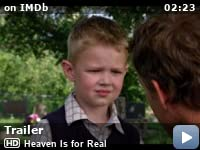 heaven is for real movie summary