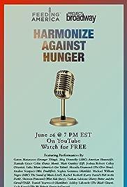 Harmonize Against Hunger Poster