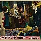 Jack Cameron, Fuller Mellish Jr., Helen Morgan, and Joan Peers in Applause (1929)