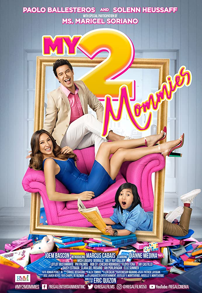 My 2 Mommies (2018) HDRip