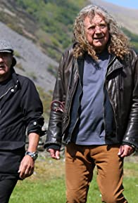 Primary photo for Brian Johnson and Robert Plant