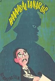 Hannibál tanár úr Poster