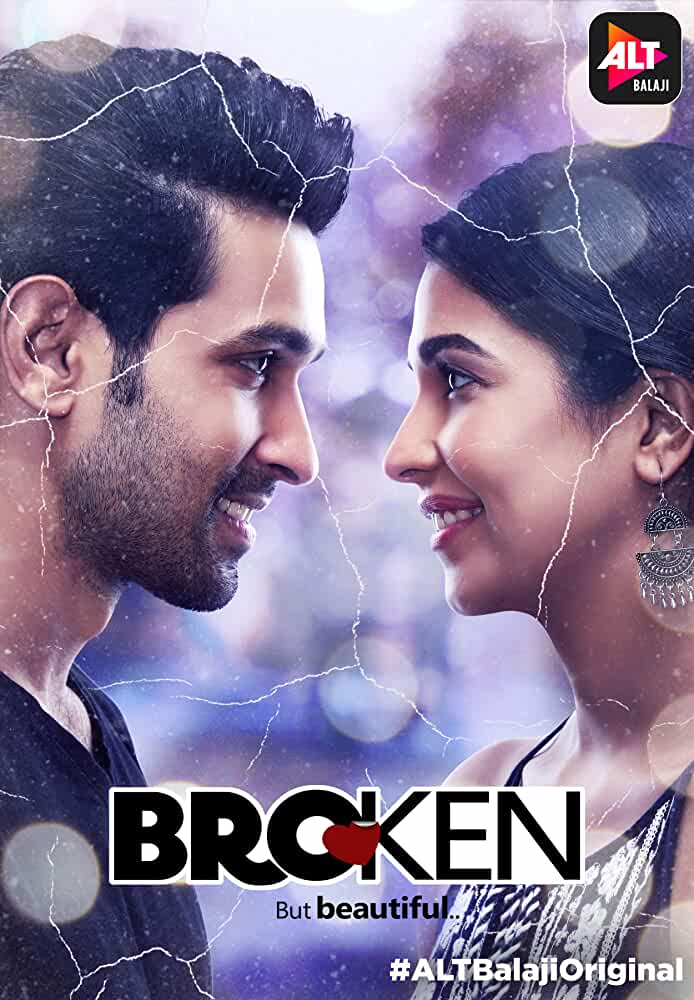 Harleen Sethi and Vikrant Massey in Broken But Beautiful (2018)