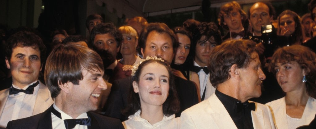 Isabelle Adjani, Sam Neill, and Heinz Bennent at an event for Possession (1981)