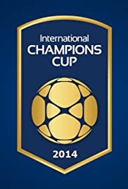 International Champions Cup 2014 Poster