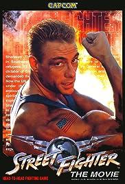 Street Fighter The Movie Video Game 1995 Imdb