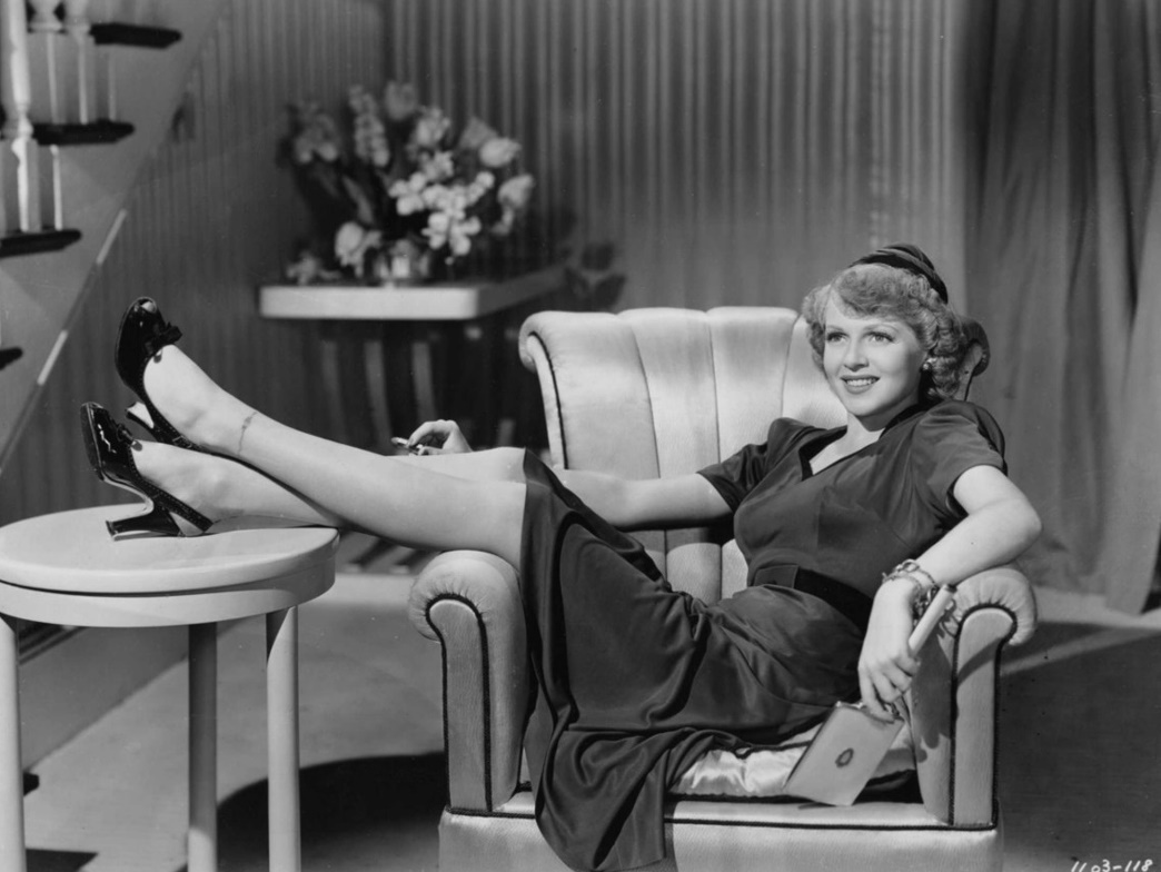 Image result for Lana Turner these glamour girls 1939