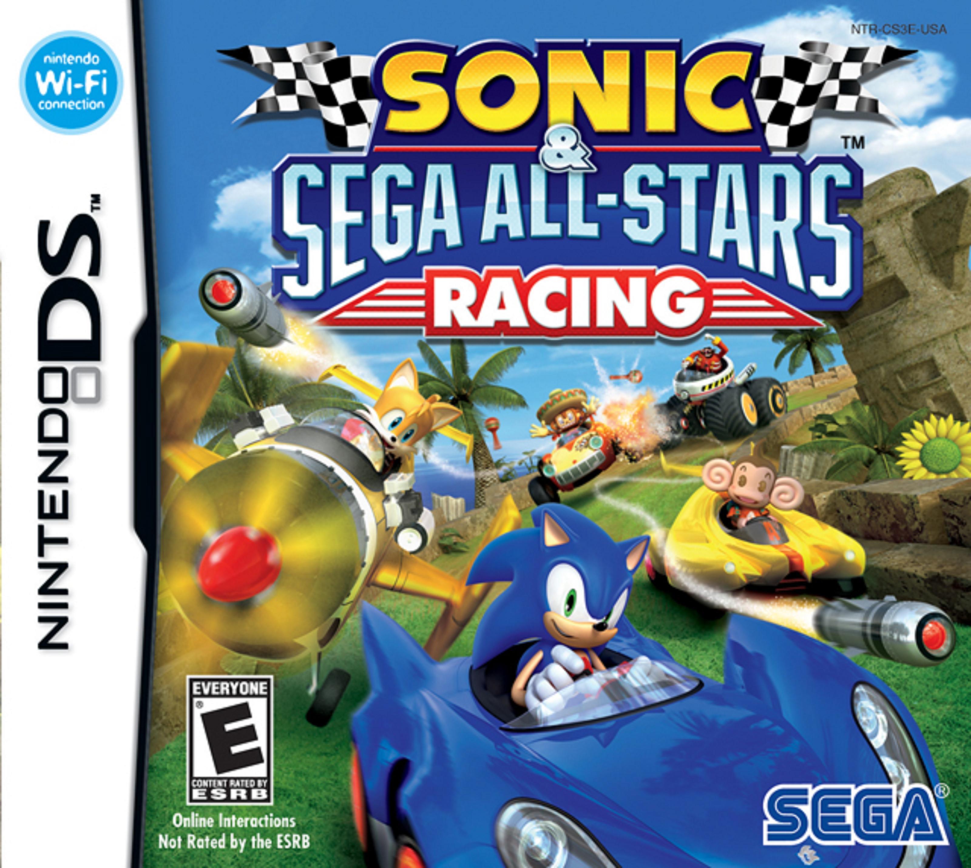 Sonic & Sega All-Stars Racing (Video Game 2010) - IMDb