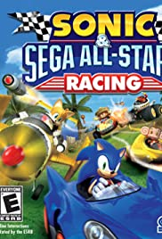 Sonic & Sega All-Stars Racing Poster