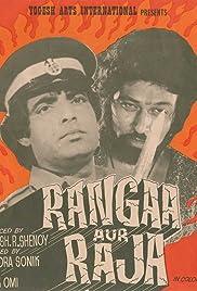 Rangaa Aur Raja Poster