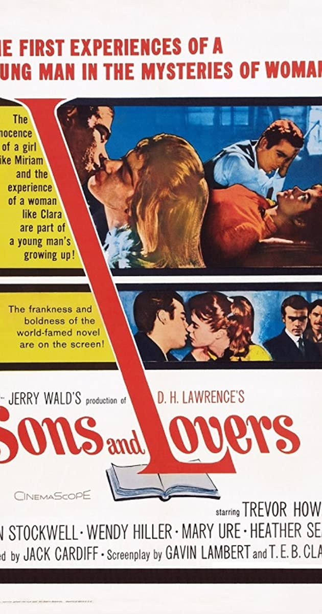 Subtitle of Sons and Lovers