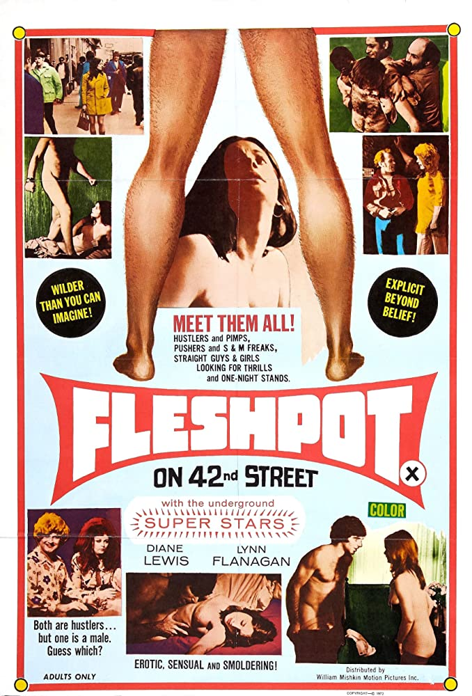 18+ Fleshpot on 42nd Street 1973 English 1080p BluRay 1455MB Download