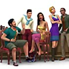 Brad Adamson, Jessica DiCicco, Fred Tatasciore, Hynden Walch, Scott Whyte, Owen Thomas, Krizia Bajos, Tayla Parx, and Cia Court in The Sims 4 (2014)