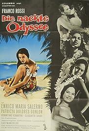 Nude Odyssey(1961) Poster - Movie Forum, Cast, Reviews