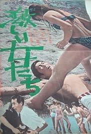 Hageshii onnatachi Poster
