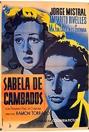 Sabela de Cambados Poster