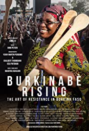 BURKINABÈ RISING: the art of resistance in Burkina Faso Poster