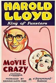 Movie Crazy (1932) Poster - Movie Forum, Cast, Reviews
