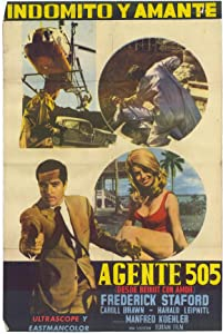 Agent 505 - Todesfalle Beirut West Germany
