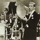 Sumner Getchell, John Harron, William Janney, Teddy Joyce, David Manners, Clarence Nordstrom, Donald Novis, Edward J. Nugent, and Allen Vincent in Crooner (1932)