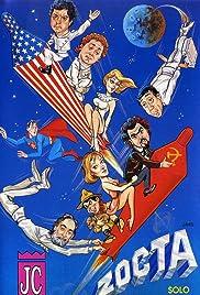 Zocta: Sólo en la Tierra se puede ser extraterrestre Poster