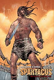 Spartacus: Blood and Sand - Motion Comic Poster