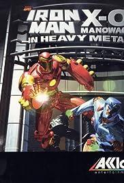 Iron Man/X-O Manowar in Heavy Metal Poster