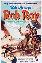 Rob Roy: The Highland Rogue Poster