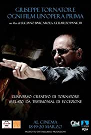 Giuseppe Tornatore: Every Film My First Film Poster