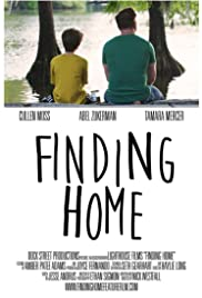 Finding Home: A Feature Film for National Adoption Day Poster