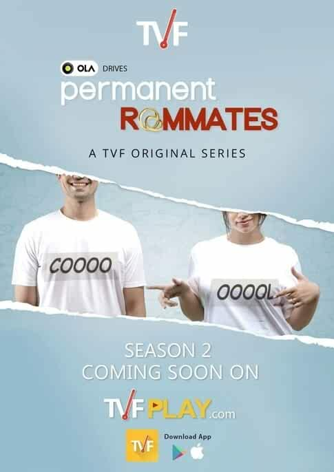 TVF Permanent Roommates (2016) Season 2