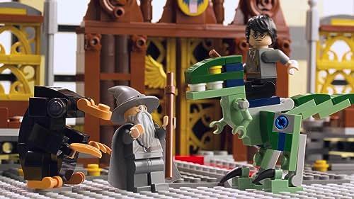 Lego Dimensions: Meet That Hero With Host Gandalf: Newt Scamander (UK)