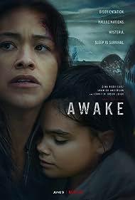 Gina Rodriguez in Awake (2021)